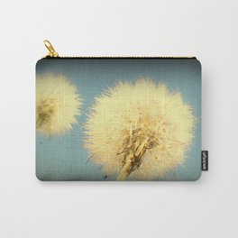 Summer Dandelions Carry-All Pouch