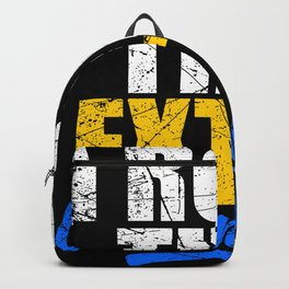 Rock This Extra Chromosome Down Syndrome Backpack