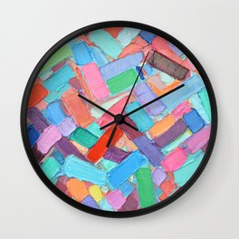 Internodal Party Wall Clock