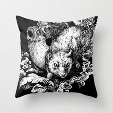 Kontur Throw Pillow