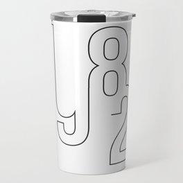 1982 Travel Mug