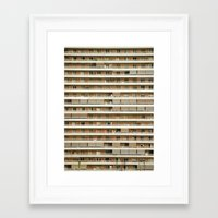 apollo Framed Art Prints featuring Apollo by Parissis