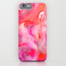 Endless Fall iPhone Case