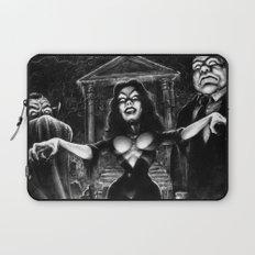 Vampira Plan 9 Laptop Sleeve