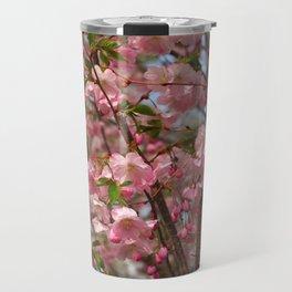 Cherry blossom spring Travel Mug