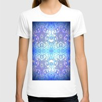 frozen T-shirts featuring Frozen Stars Periwinkle Lavender Blue by 2sweet4words Designs