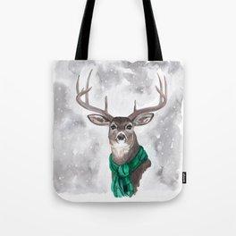 Mr. GQ Buck Tote Bag