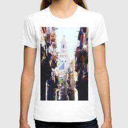 Old Downtown Havana Cuba T-shirt
