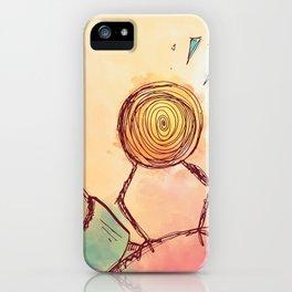 Tourbillon iPhone Case