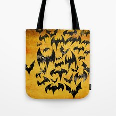 Bats in the Belfry Tote Bag