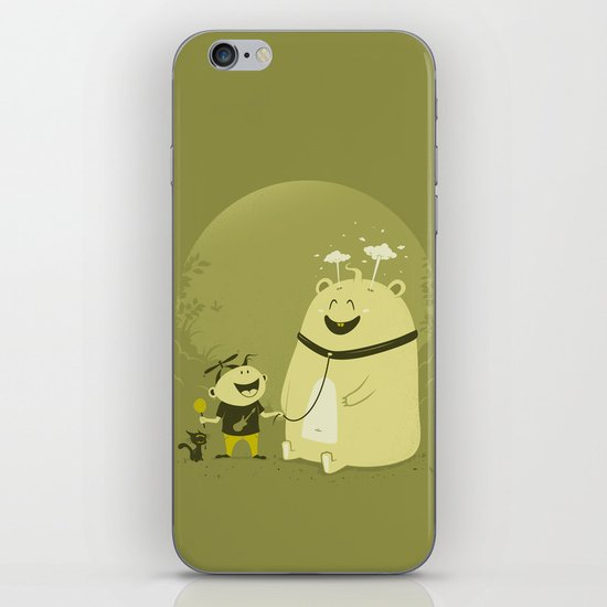 Meet Momo iPhone & iPod Skin