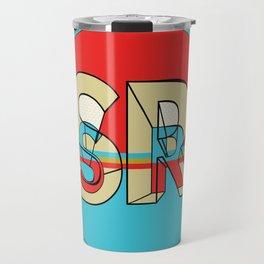 StoneRollers Logo Travel Mug