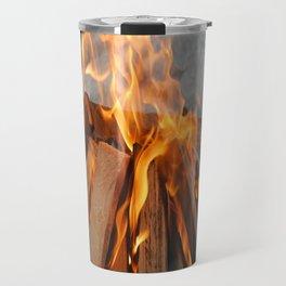 Bonfire Travel Mug