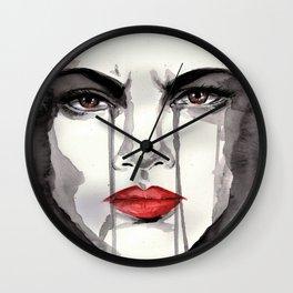 faithful Wall Clock