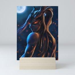 Alduin - The World eater Mini Art Print