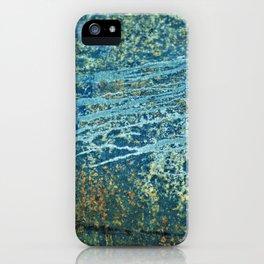 Rustic Pattern iPhone Case