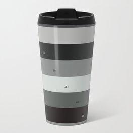 Pantone gray scale Travel Mug