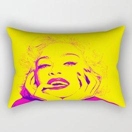 Bright Madonna Rectangular Pillow