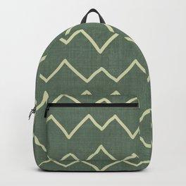 Urbana in Green Backpack