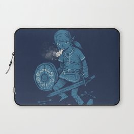 breath of the link Laptop Sleeve