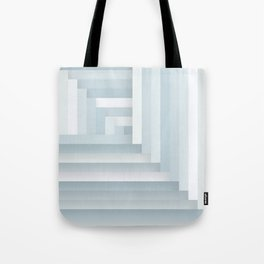 Herringbone Layers Tote Bag
