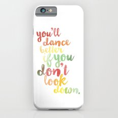 Don't Look Down iPhone 6s Slim Case