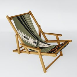 World's wonders /Las maravillas del mundo Sling Chair