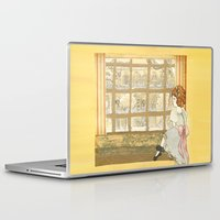window Laptop & iPad Skins featuring Window by CHAR ODEN