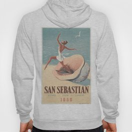 Vintage poster - San Sebastian Hoody