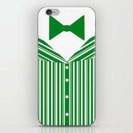 Dapper Dan (Green) iPhone Skin