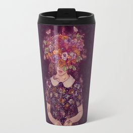 Shy Lady Travel Mug