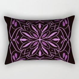 Pink mandala Rectangular Pillow