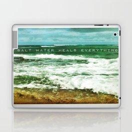 Ocean Healing Laptop & iPad Skin