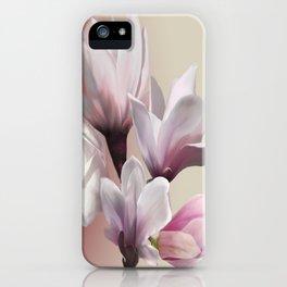 Magnolien iPhone Case