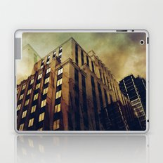 Montreal ambiance Laptop & iPad Skin