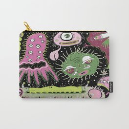 Cosmic Cooties Carry-All Pouch