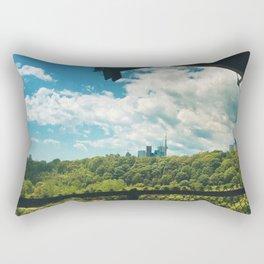 Commute Views Rectangular Pillow