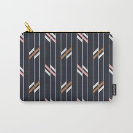Crooked Letter, Crooked Letter Series - Pattern 4 Carry-All Pouch