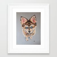 nemo Framed Art Prints featuring Nemo by Deppyjo