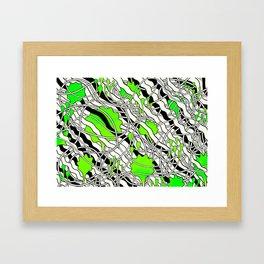 Dr. Malcolm Framed Art Print