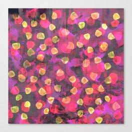Lysergic Primavera Canvas Print