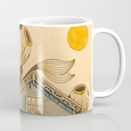 Fish Migration Coffee Mug