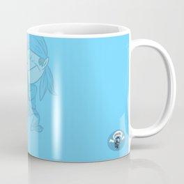Kamae de ninjutsu  la postura del ninja Coffee Mug