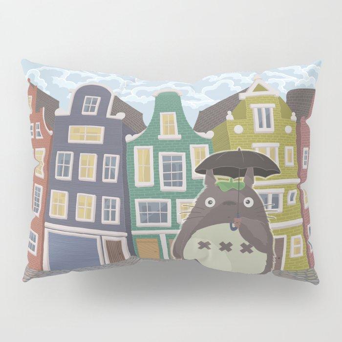 My neighbor Amsterdam Pillow Sham