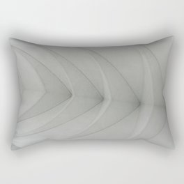 Vaulted Rectangular Pillow