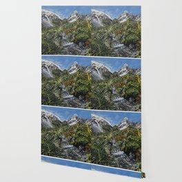Mt Cook, New Zealand Wallpaper