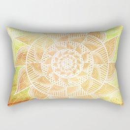 Spirit of the Sun Rectangular Pillow