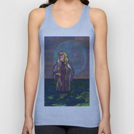 The Loneliness of Echo Unisex Tank Top