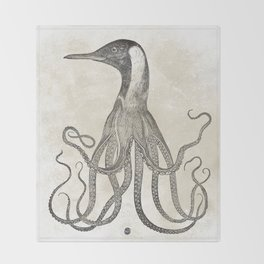 The Octo-Loon Throw Blanket