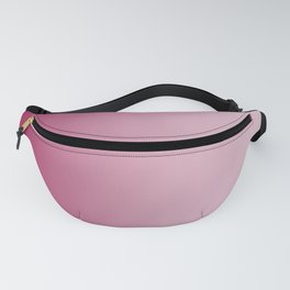 Pink Gradient Fanny Pack